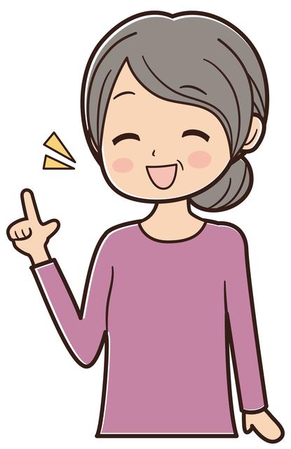 64歳女性のイメージ画像